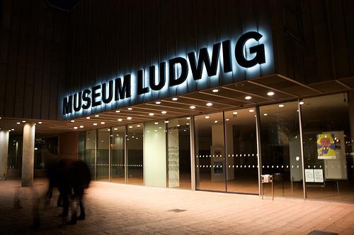 Museum Ludwig/reiheM Screening August 25th, Cologne (Köln ...  Museum Ludwig/r...